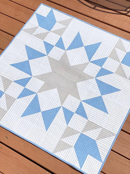 Prairie Barn Quilt Pattern