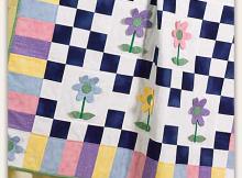 Patchwork Posies Quilt Pattern