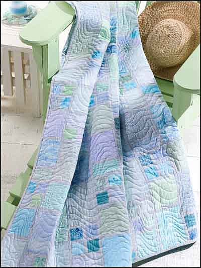By the Sea, By the Beautiful Sea Quilt Pattern