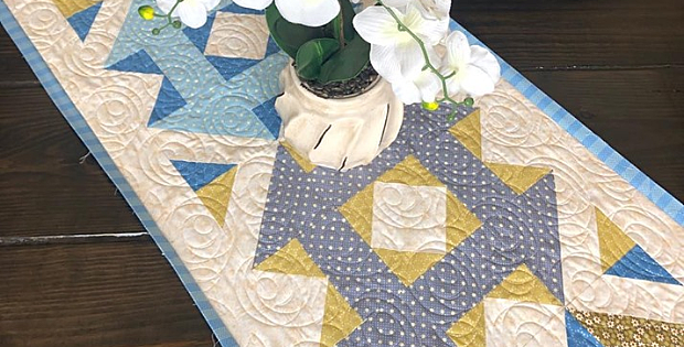 Nothing Like Home Table Runner Pattern