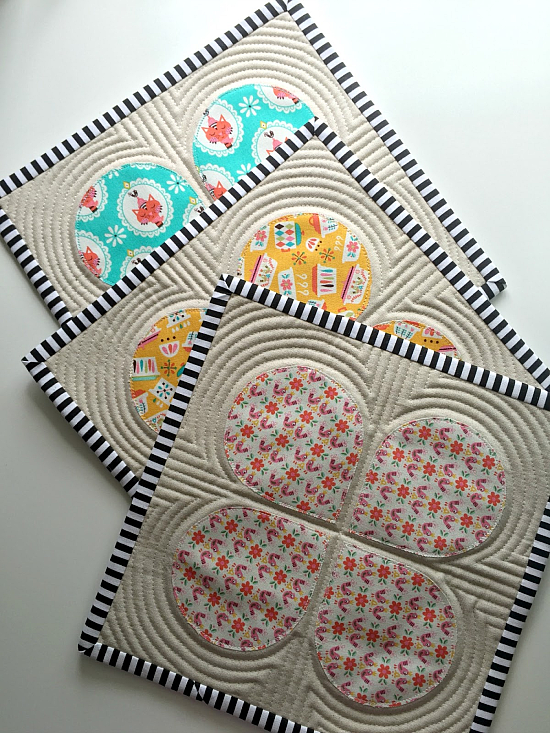 Retro Teardrop Trivet Tutorial