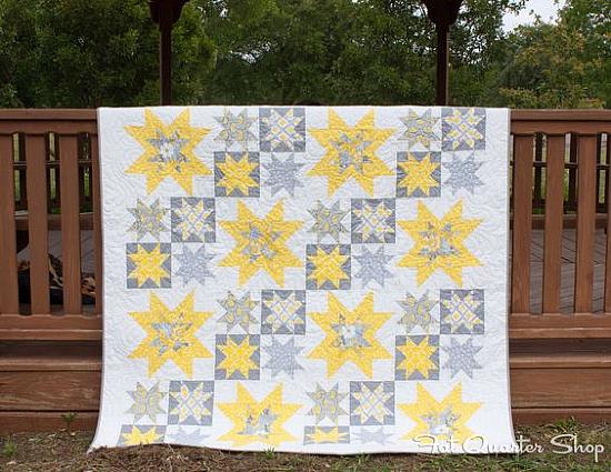 Debonaire Quilt Pattern