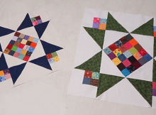 Star Kissed Quilt Block Tutorial