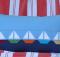 Set Sail Pillow Sham Pattern