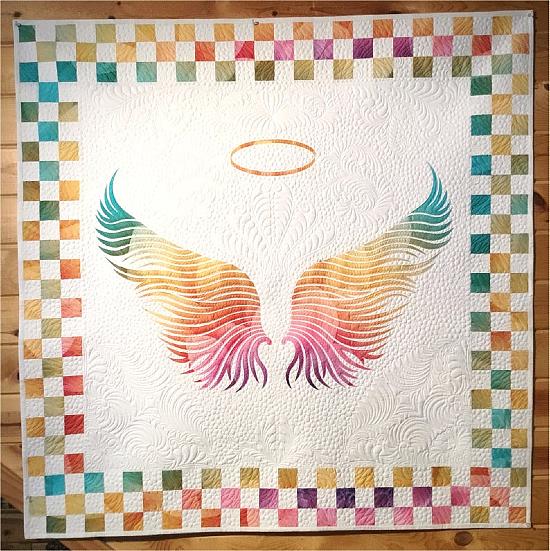 Heaven Sent Quilt Pattern