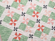 Windy Day Quilt Pattern