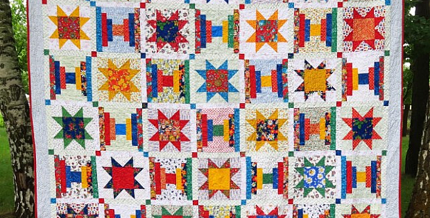 Orbit Quilt Pattern