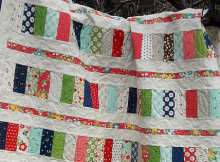 Railways Quilt Pattern