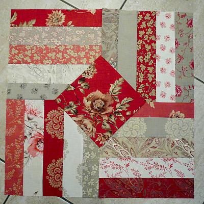 10-Minute Block Quilt