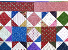 Stars & Diamonds Quilt Pattern
