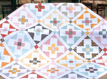 Decades Past Quilt Pattern