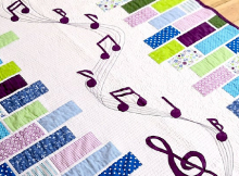 Sound of Music Quilt
