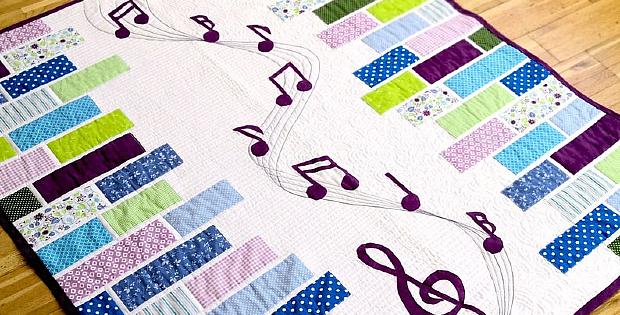 Sound of Music Quilt