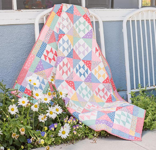 Sunny Days Quilt Pattern