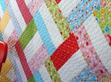 Baby Basket Quilt Pattern