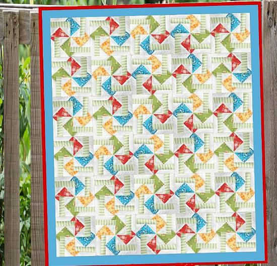 Esmeralda Quilt Pattern