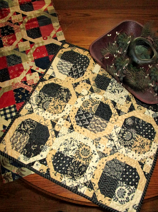Charming Ellen Bee Lane Quilt Pattern