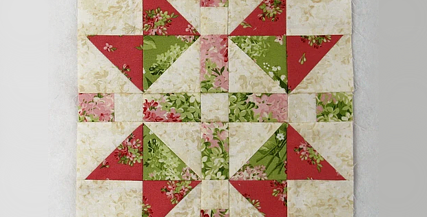 Continental Quilt Pattern