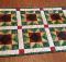 Sunflowers in the Garden Table Runner Pattern