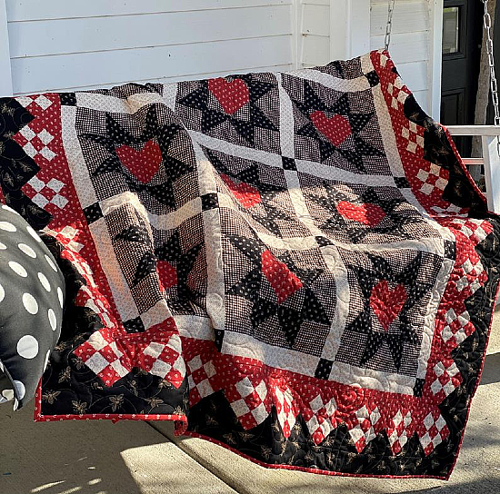 Farmhouse Love Quilt Pattern