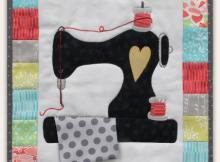 Sew Vintage Quilt Pattern