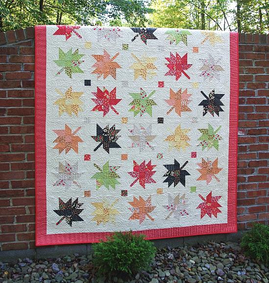 Maple Charm Quilt Pattern