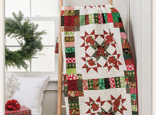 Star Studded Quilt Pattern