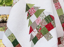 Charming Christmas Short Cut Quilt Pattern