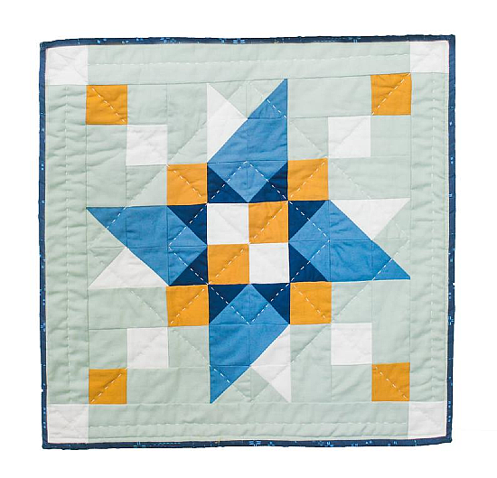 Boulted 2.0 Quilt Pattern