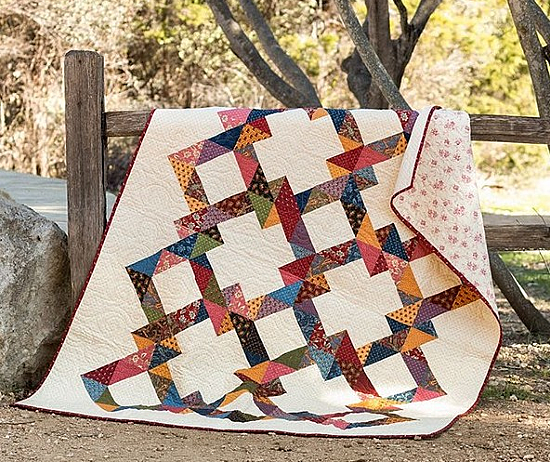 Knot Today Quilt Pattern