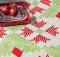 Cabin Christmas Quilt Pattern