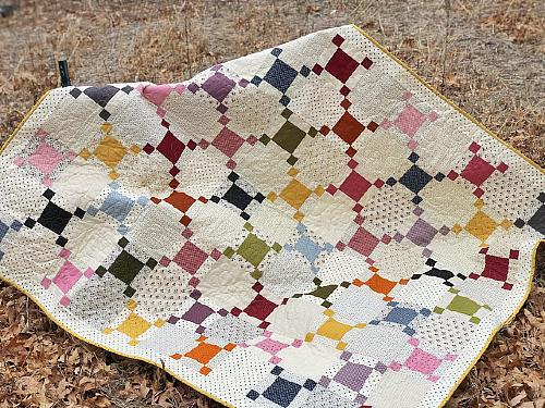 Buttermilk Basics Quilt Instructions