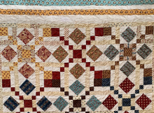 Fancy Parlor Quilt Pattern