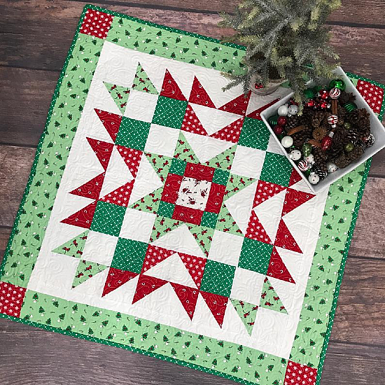 Christmas Wishes Quilt Pattern