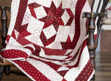 Long Long Way From Home Quilt Pattern