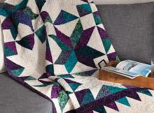 Star Studded Quilt Pattern