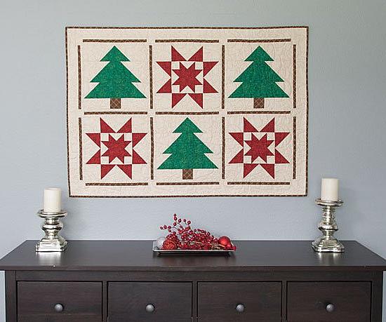 Tannenbaum Quilt Pattern
