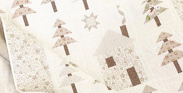 Silent Night Quilt Pattern