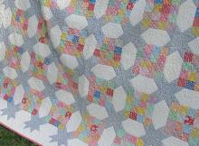 Daisy's Garden Quilt Pattern