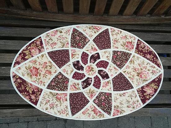 Sunny Dream 2 Table Runner Pattern