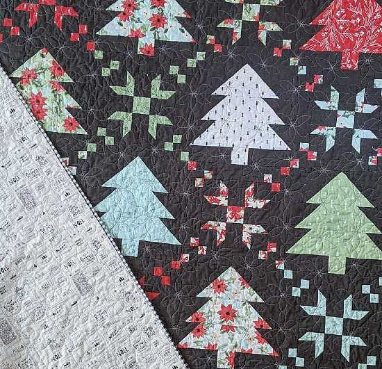 Christmas Crossing Quilt Pattern