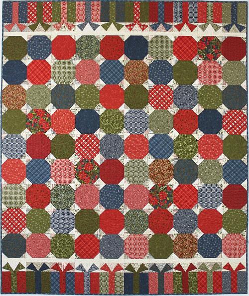 Winter Wraps Quilt Pattern