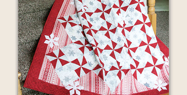 Snowy Day Quilt Pattern