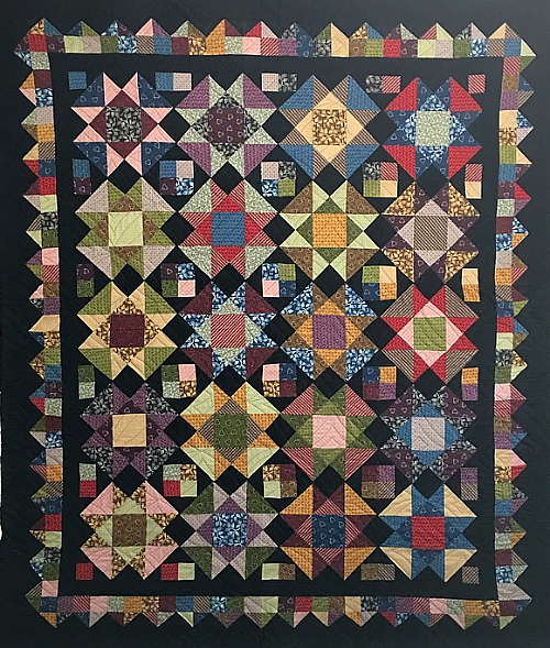 Prim and Dandy Quilt Pattern