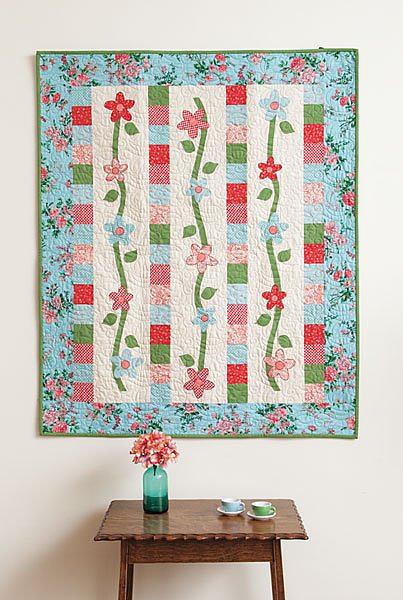 Flourish Quilt Pattern