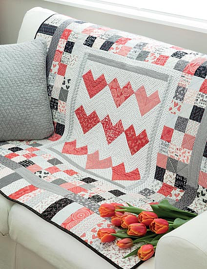 Discover the Joy of Machine Quilting Your Quilts