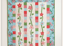 Flourish Quilt Pattern