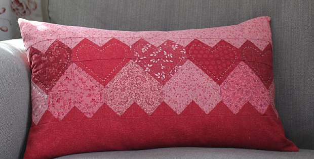 Have A Heart Pillow Pattern