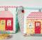 Home Sweet Home Zipper Pouch Pattern