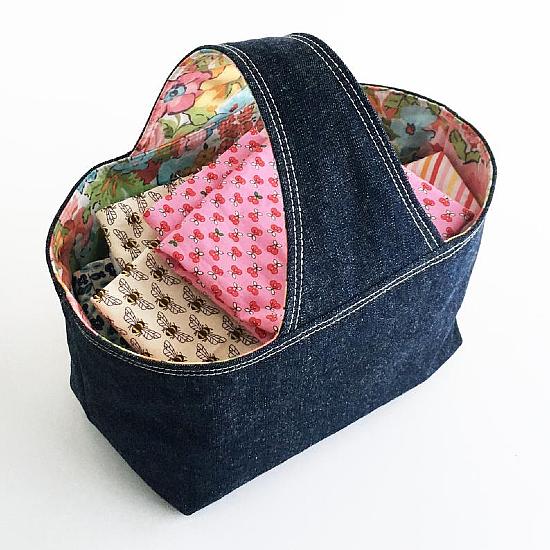 Basket Bags Pattern